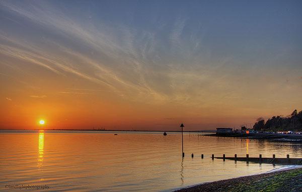 Southend Sunset 1