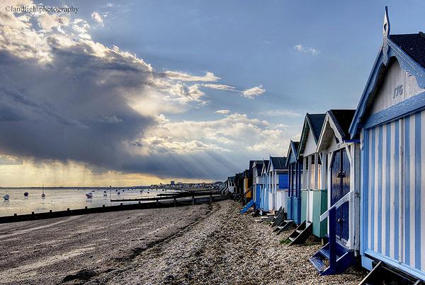 Thorpe Bay Beach Huts