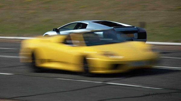 Lamborghini Gallardo  & Ferrari 520 - How Fast?