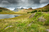 Storm Brewing over Brea Tarn
