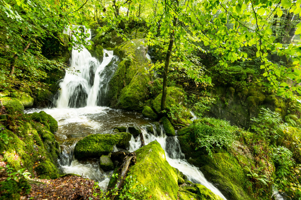 Aira Force, waterfall