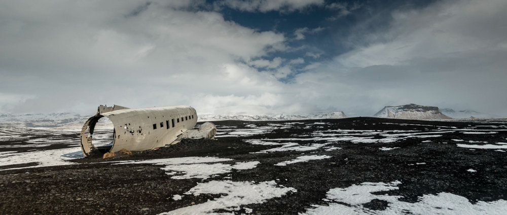 Iceland, lost Dakota