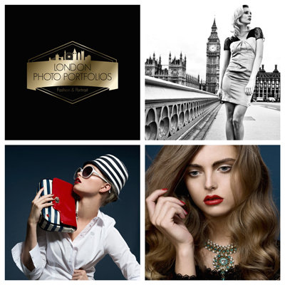 London Photo Portfolios - Fashion, model portfolio & portrait photographer London