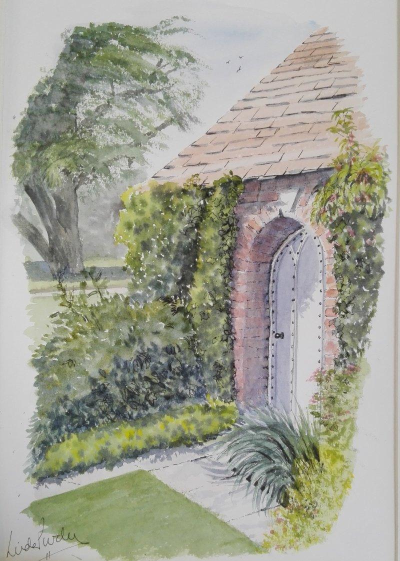 Garden Door at Mannington