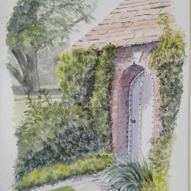 Garden Door at Mannington