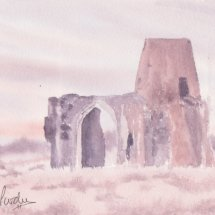 St Benets at Dusk
