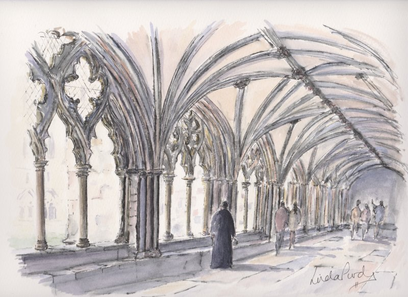 Through the Cloisters
