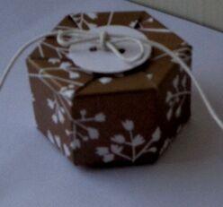Small Gypsophilla Box