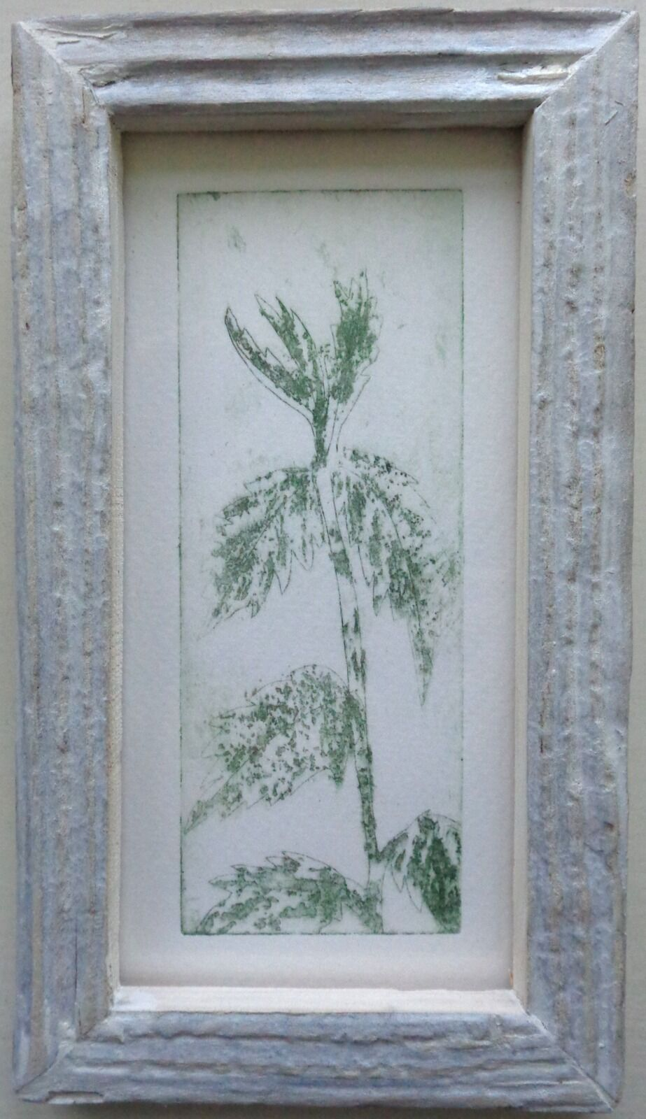 Nettle Etching