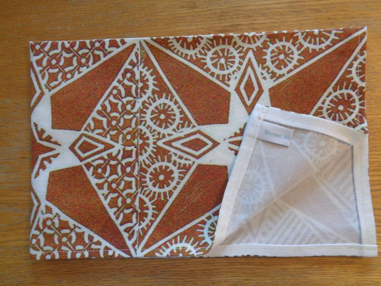 Large Gold Star Tea Towel