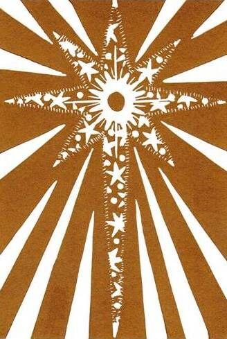 Christmas Card - Shining Light