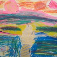 Fauvism Layering Landscapes