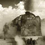 """Steaming-up""   Highly Commended - Monochrome"