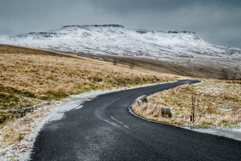Road to Mallerstang
