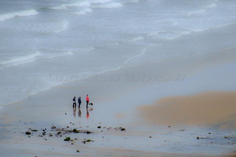 Walk on the Shore