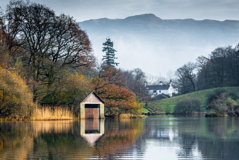 Rydal Boathouse.