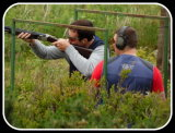 Sporting clays lazy dog shooting