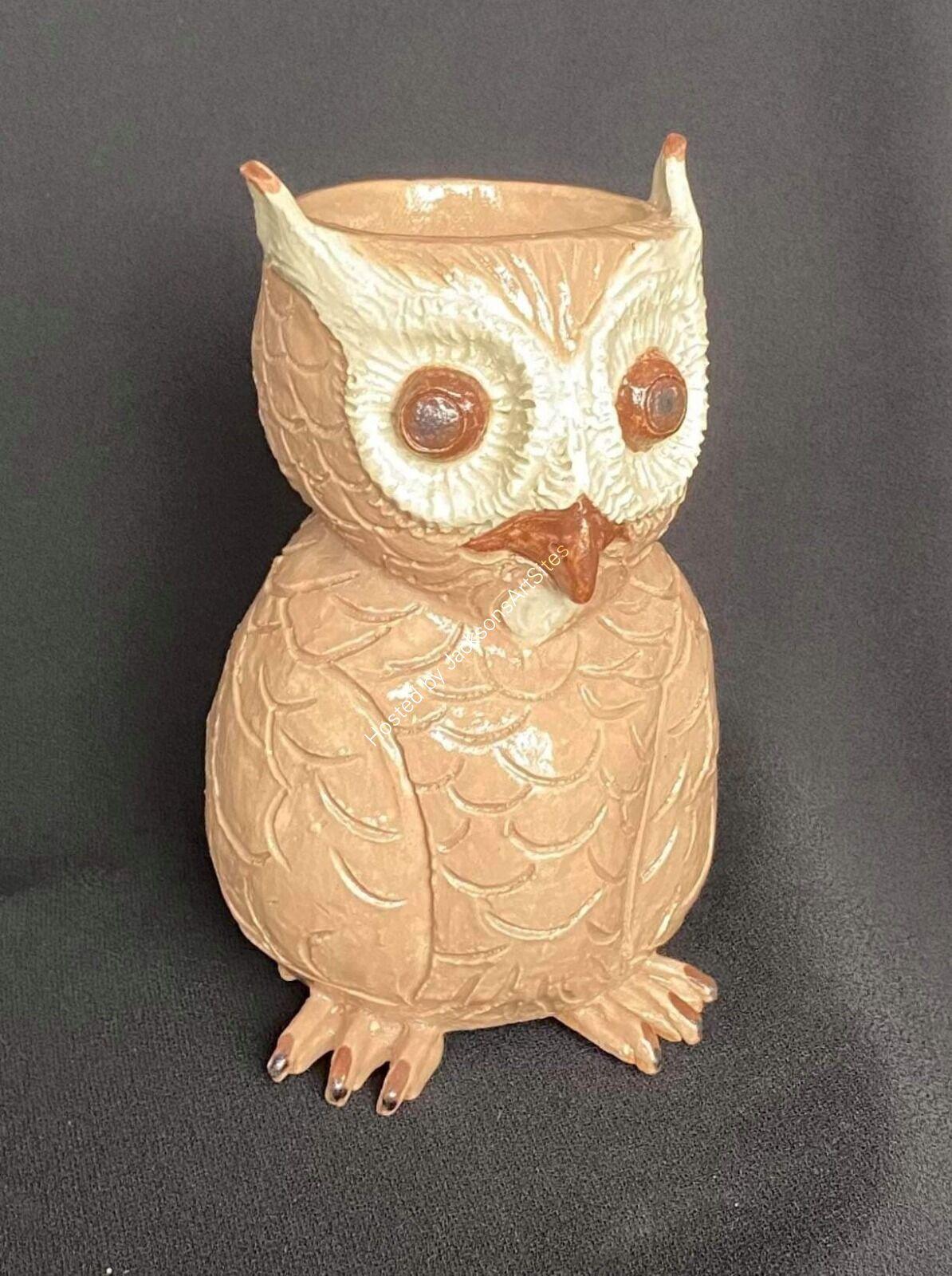 Wims Bird - Owl utensil holder