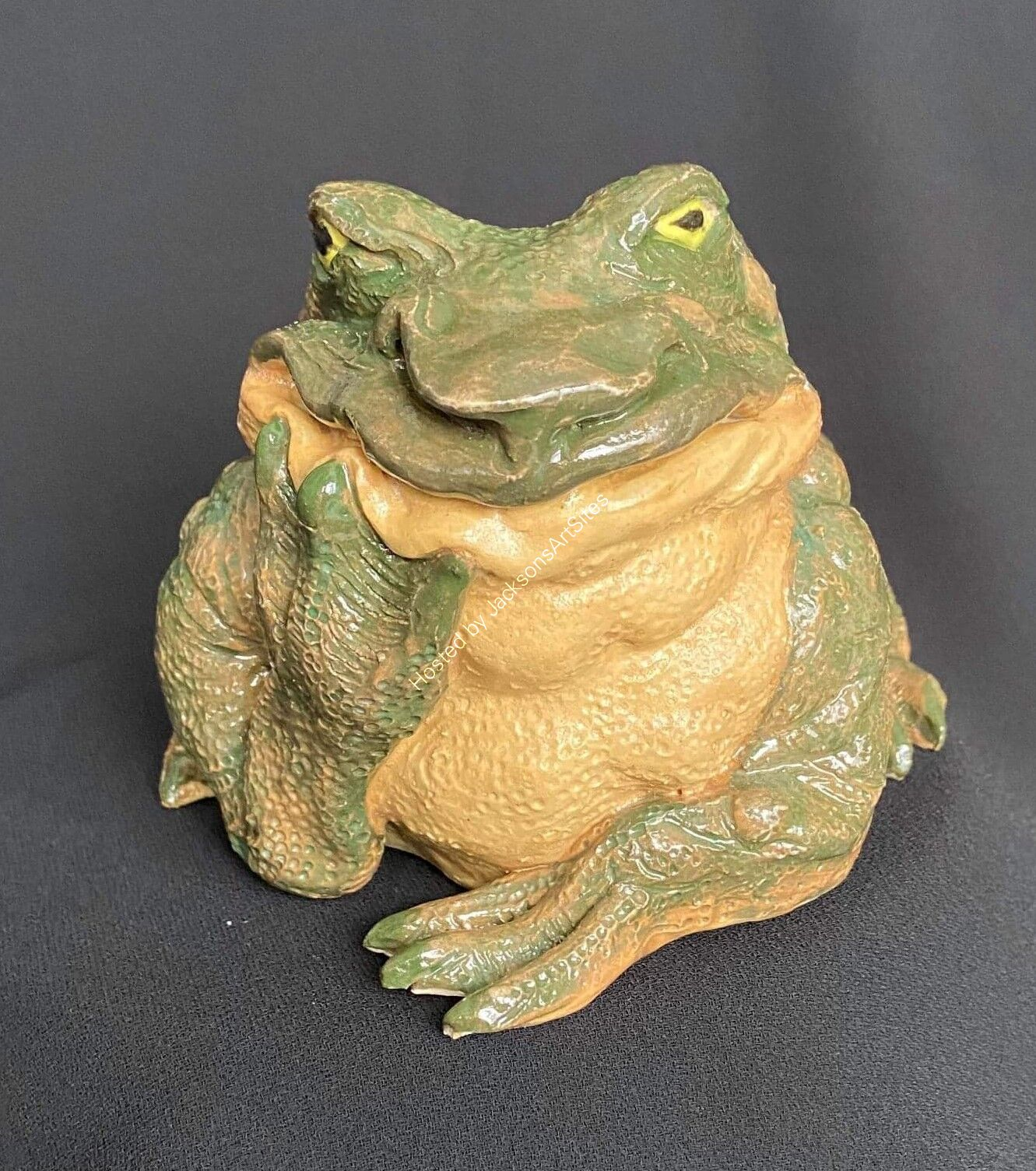 Thinking Mans Toad