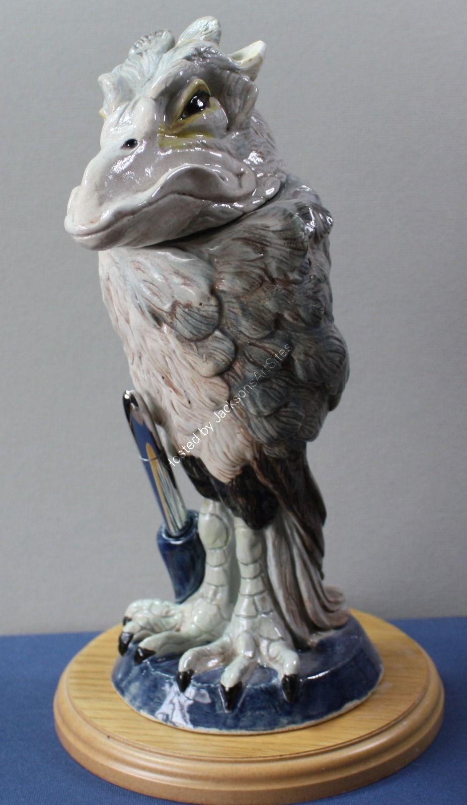 Wims bird - Secretary bird pen holder