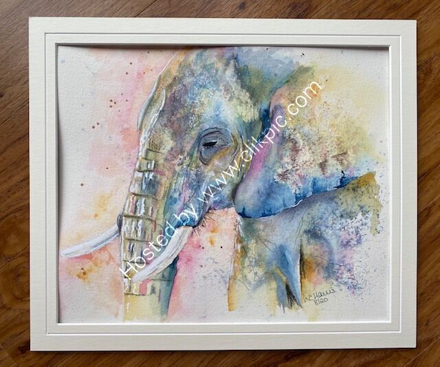 Matriarch of the Herd - SOLD-
