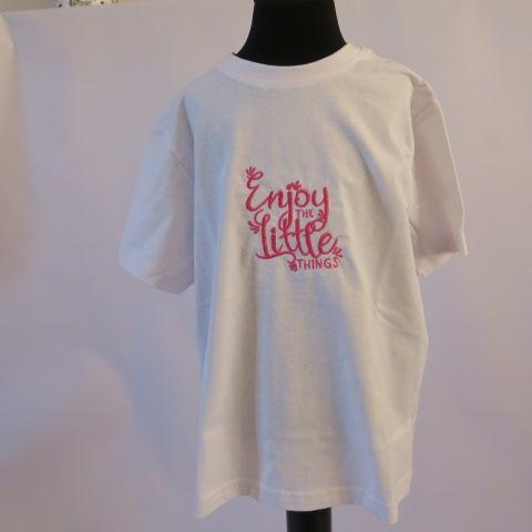 Child Tee shirt, Enjoy the Little Things