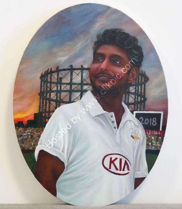 """Kumar Sangakkara"""