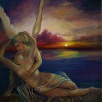 """""""Sunset Embrace"""""""