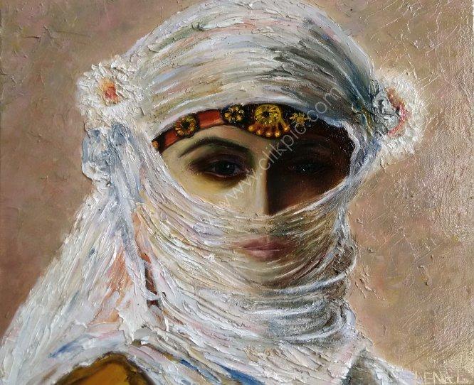 """""""Desert Girl"""""""