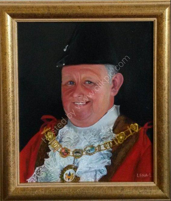 """""""The Mayor"""""""
