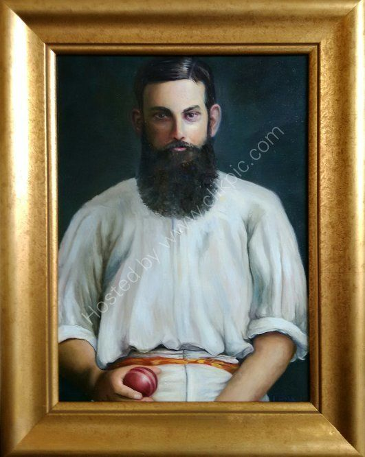 """WG Grace: The Champion"""
