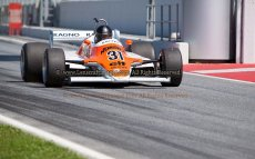 004 Steve Hartley Arrows A4 FIA Masters Historic Formula One Espiritu de Montjuic Circuit de Barcelona Catalunya small