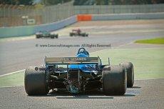 006 Mister John of B Ligier JS11-15 FIA Master Historic Formula One Espiritu de Montjuic Circuit de Barcelona small
