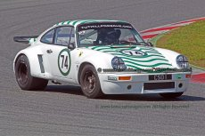 015 Colin Paton Porsche 911 RSR FIA Masters Historic Sports Cars Espiritu de Montjuic Circuit de Barcelona Catalunya small