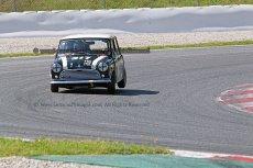 017 Jonathan Lewis & Rene de Vries Austin Mini Cooper S Masters Pre-66 Touring Cars Espiritu de Montjuic Circuit de Barcelona Catalunya small