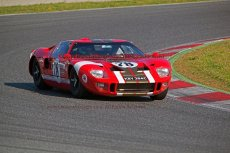 022 Charlie Birkett & James Littlejohn Ford GT40 FIA Masters Three Hours Espiritu de Montjuic Circuit de Barcelona Catalunya small