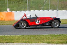 025 Nico Zonneveld Morgan Plus4 NK HTGT Espiritu de Montjuic Circuit de Barcelona Catalunya small