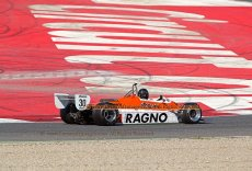 027 David Abbott Arrows A4 FIA Masters Historic Formula One Espiritu de Montjuic Circuit de Barcelona Catalaunya small