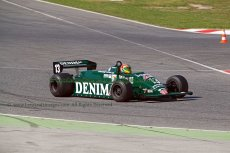 033 Andy Wolfe Tyrrell 011 FIA Masters Historic Formula One Espiritu de Montjuic Circuit de Barcelona Catalunya small