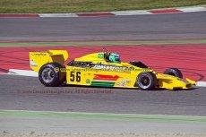 034 Nick Padmore Fittipaldi F5A FIA Masters Historic Formula One Espiritu de Montjuic Circuit de Barcelona Catalunya small