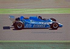 037 Mister John of B Ligier JS11-15 FIA Master Historic Formula One Espiritu de Montjuic Circuit de Barcelona small