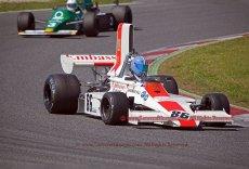 038 Jamie Constable Lola Embassy FIA Masters Historic Formula One Espiritu de Montjuic Circuit de Catalunya small