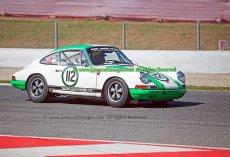 043 Carlos Beltran & Pablo Tarrero Porsche 911 FIA Masters Three Hours Espiritu de Montjuic Circuit de Barcelona Catalunya small