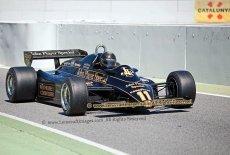 053 Greg Thornton Lotus 91 FIA Masters Historic Formula One Espiritu de Montjuic Circuit de Barcelona Catalunya small