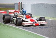 054 Jamie Constable Lola Embassy FIA Masters Historic Formula One Espiritu de Montjuic Circuit de Barcelona Catalunya small