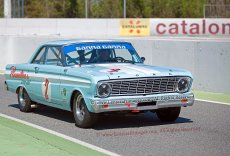 057 Carlo Hamilton Ford Falcon NK HTGT Espiritu de Montjuic Circuit de Barcelona Catalunya small