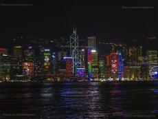 10 Victoria Harbour Illuminations IV Hong Kong