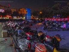 11 Nunchou E-Mart Scooter Park, China