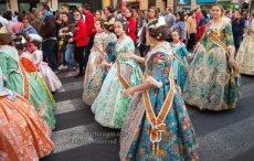 143 Valencia Fallas parade