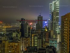 1 Hong Kong Nighttime Skyline